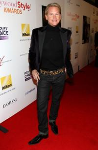 Carson Kressley at the Hollywood Life's 5th Annual Hollywood Style Awards.