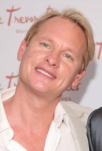 Carson Kressley at the Ninth Annual Trevor New York Summer Gala.