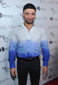 Peter Macdissi at the California premiere of