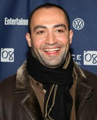 Peter Macdissi at the premiere of