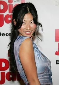 Smith Cho at the Los Angeles premiere of