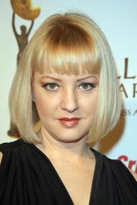 Wendi McLendon-Covey at the 12th Satellite Awards.