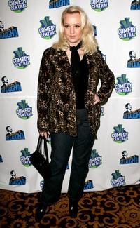 Wendi McLendon-Covey at the Comedy Central's