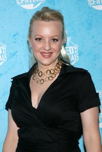 Wendi McLendon-Covey at the Comedy Central Emmy Party.