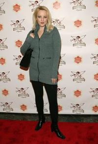 Wendi McLendon-Covey at the opening night of