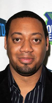 Cedric Yarbrough at the Comedy Centrals