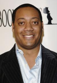 Cedric Yarbrough at the Los Angeles Launch Party of