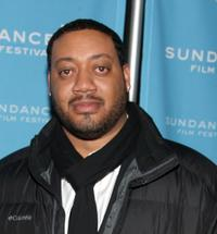 Cedric Yarbrough at the premiere of