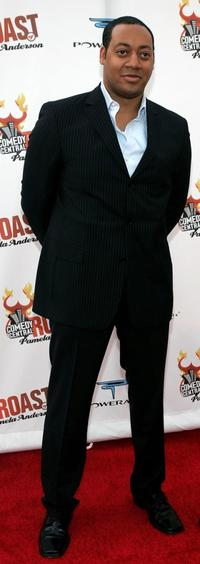 Cedric Yarbrough at the Comedy Central Roast of Pamela Anderson.