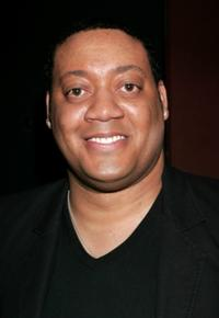 Cedric Yarbrough at the