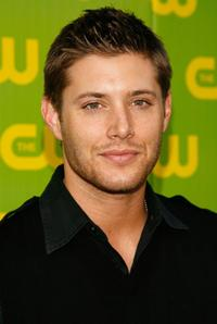 Jensen Ackles at the CW Launch Party.