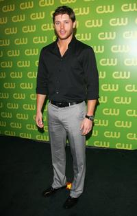 Jensen Ackles at the CW Television Network Upfront.