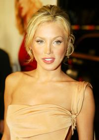 Amanda Swisten at the World premiere of