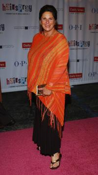 Lainie Kazan at the opening night after-party of