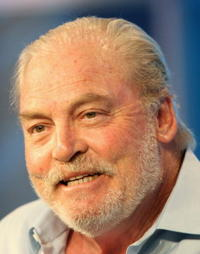 Stacy Keach at the 2006 Summer Television Critics Association press tour.