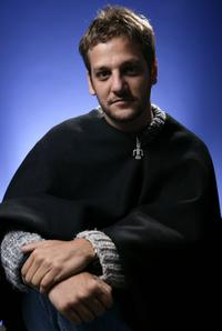 Rodrigo de la Serna at the 2004 Sundance Film Festival.