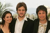 Mia Maestro, Rodrigo de la Serna and Gael Garcia Bernal at the photocall of