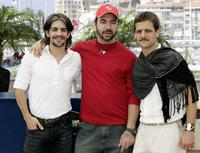 Pablo Echarri, Director Adrian Caetano and Rodrigo de la Serna at the photocall of