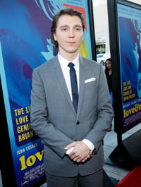 Paul Dano at the California premiere of