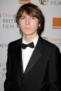 Paul Dano at the Orange British Academy Film Awards.