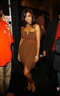 Mya at the Gottex Spring 2008 Fashion Show during the Mercedes-Benz Fashion Week Spring 2008.