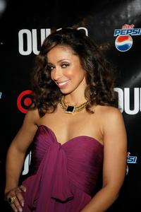 Mya at the 13th Annual OUT 100 Awards.