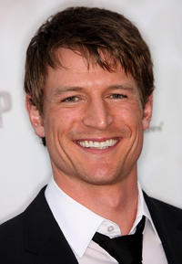 Philip Winchester at the California premiere of