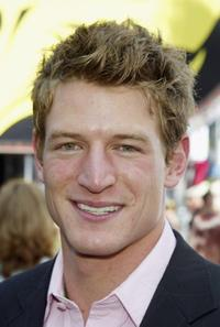 Philip Winchester at the premiere of