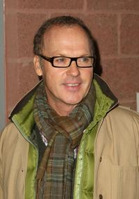 Michael Keaton at the 2008 Sundance Film Festival.