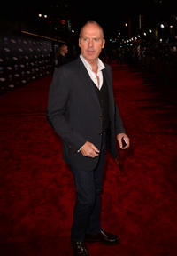 Michael Keaton at the California premiere of