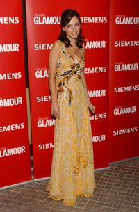 Leticia Dolera at the Glamour Magazine Beauty Awards.