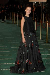Leticia Dolera at the Goya Cinema Awards ceremony.