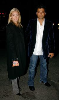 Kelly Ripa and Mark Consuelos at the screening of