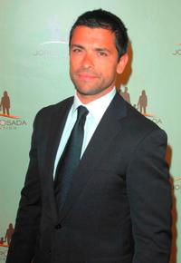 Mark Consuelos at the 7th annual Heroes Of Hope gala.