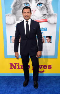 Mark Consuelos at the California premiere of