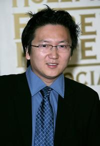 Masi Oka at the 2007 HFPA Installation Luncheon.