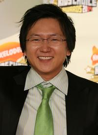 Masi Oka at the 20th Annual Kid's Choice Awards.