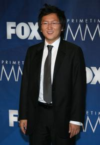 Masi Oka at the 59th Annual Primetime Emmy Awards.