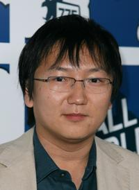 Masi Oka at the premiere of