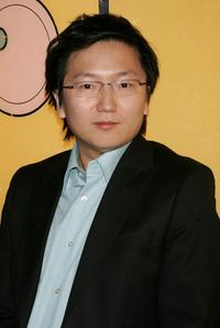 Masi Oka at the MTV's Total Request Live.