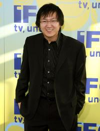 Masi Oka at the Independent Film Channel's 2007 Spirit Awards after party.