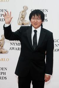 Masi Oka at the 2007 Monte Carlo Television Festival closing ceremony.