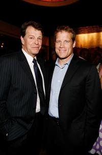 John Noble and Mark Valley at the Fox's Upfront presentation.