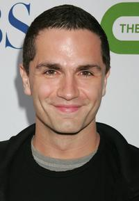 Sam Witwer at the CW/CBS/Showtime/CBS Television TCA party.
