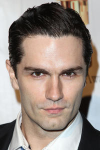 Sam Witwer at the 40th Annual Annie Awards in California.