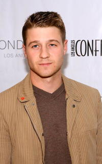 Benjamin McKenzie at the LA Confidential Magazine's annual Oscar party.