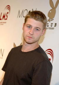 Benjamin McKenzie at the Playboy Club in Las Vegas at Palms Casino Resort.