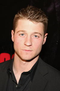 Benjamin McKenzie at the world premiere of
