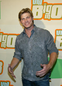 Chris Carmack at the VH1's Big In 2003 Awards in California.