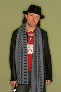 Lars Ulrich at the 13th Annual MTV Europe Music Awards 2006.